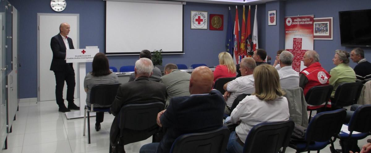 Susret službi sustava CZ Republike Hrvatske, Slovenije i Makedonije