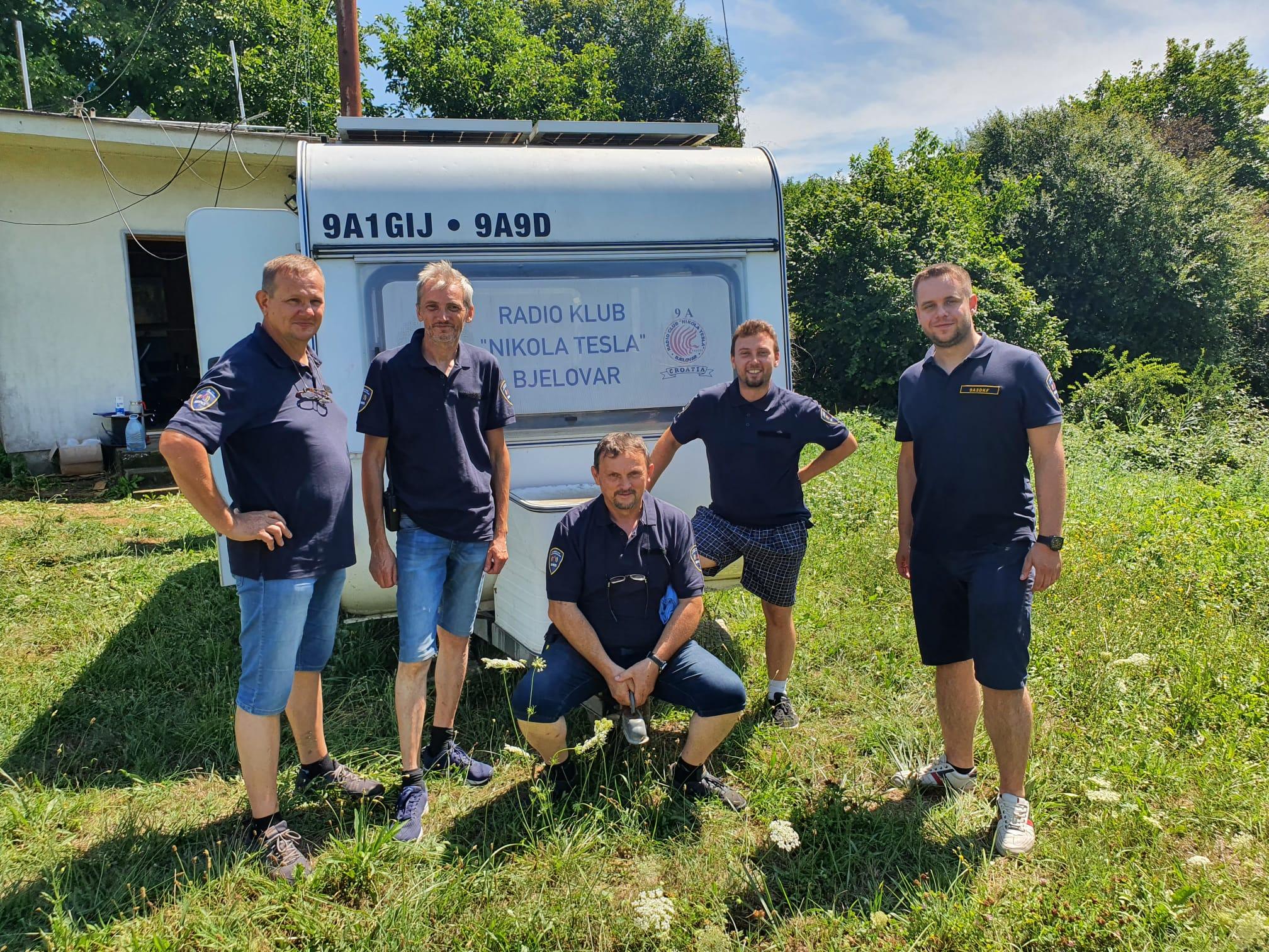 Postavljanje novog komunikacijskog sustava u Bjelovaru
